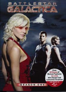 North American DVD release of the first season.