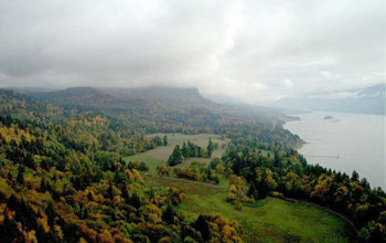 Columbia River Gorge, Washington or North side