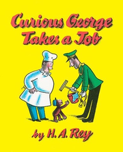 Curious George Takes a Job book cover