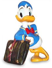 Donald Duck statuette