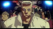 Batou from the movie Ghost in the Shell (1995)
