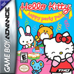 Happy Party Pals on GBA