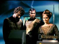 23rd century Klingons descended from victims of the Augment Virus.