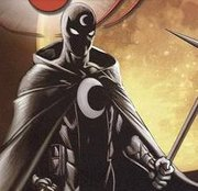 Ultimate Moon Knight, art by Mark Bagley