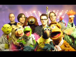The Muppets in Weezer's 'Keep Fishin'""