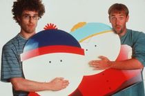 The creators of South Park, Matt Stone and Trey Parker