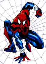 Ben Reilly as Spider-Man.
