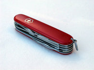Victorinox Swiss Army knife closed
