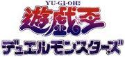 The logo for Yu-Gi-Oh! Duel Monsters (Japanese version)